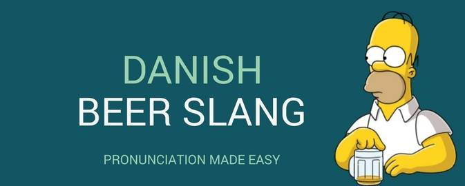 Danish beer slang made easy